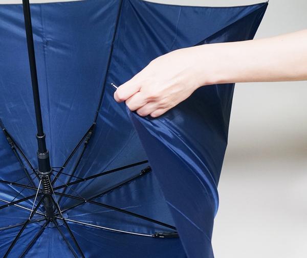 耐風ジャンプ傘
